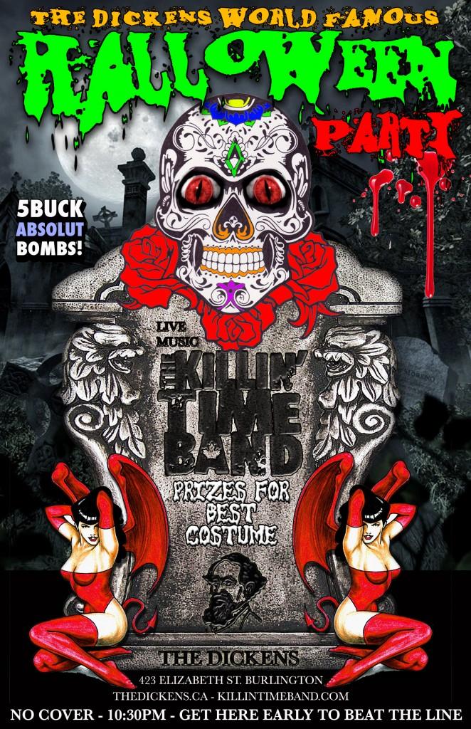 KTB-Halloween poster